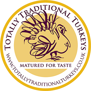 Totally Traditional Turkeys Logo